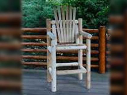 Tall Captain's Chair