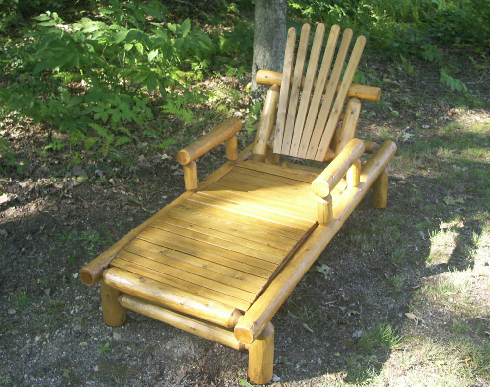 Butternut Lounge Chair