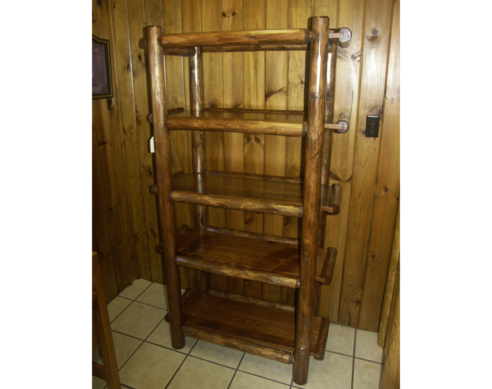 Early American Etagere