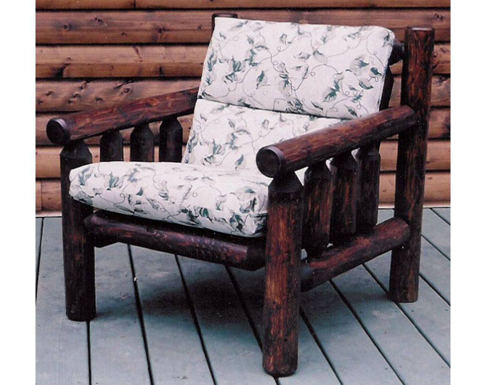 Patio Log Chair